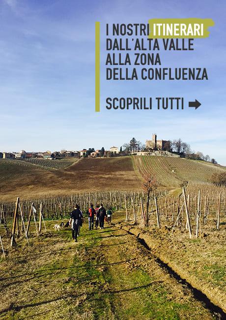 Itinerari fuori porta Milano Piacenza