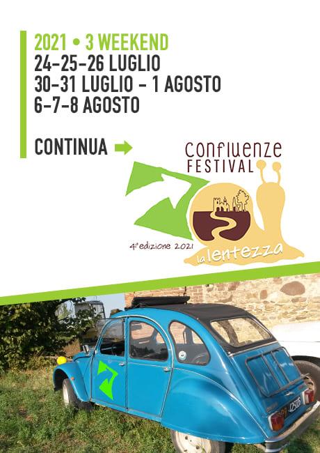 Confluenze Festival Val Tidone Val Luretta